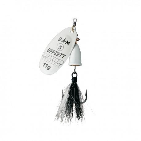 EFFZETT Executor Dressed 6g Spinnare - Perlmutt