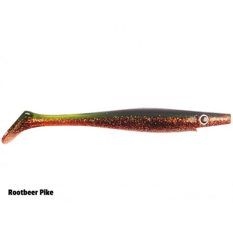 Pig Shad Jr 20cm 50g - Rootbeer Pike 2-pack