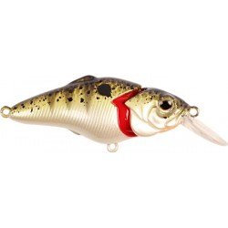 Strike Pro Supersonic Ledad 5cm 6gr - Natural Perch