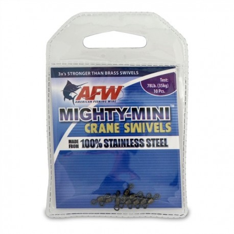 AFW Mighty-Mini crane swivels, 35 kg