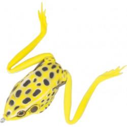 Real Frog Groda 5,5 cm - Gul