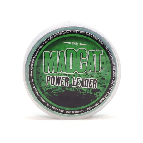 D.A.M Madcat Power Leader 100kg - 15m
