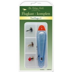 Flugkast Komplett Torrfluga 1