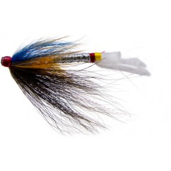 Tubfluga 2,5 cm Silver Doctor, 3-pack
