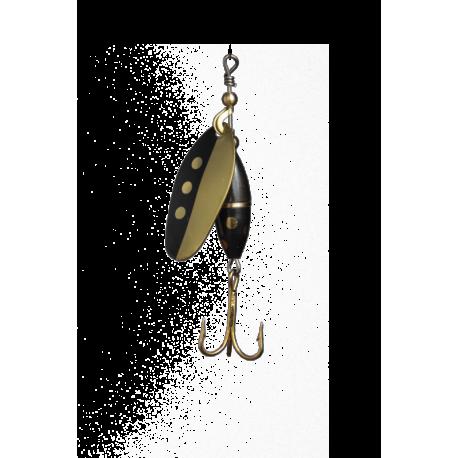 Myran Panter Harr Spinnare 7gr - Guld