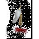 Myran Tuna-Lax Spinnare 30gr - Silver