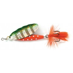 ABU Reflex Red Spinnare 7g - G/Green Flash