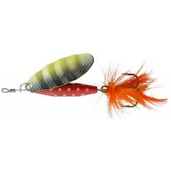 ABU Reflex Red Spinnare 7g - Fl/Yellow