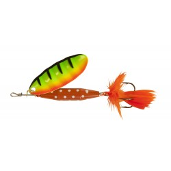 ABU Reflex Red Spinnare 18g - Tiger