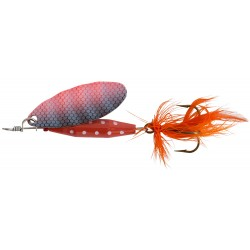 ABU Reflex Red Spinnare 18g - Fl/OR