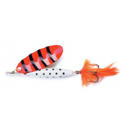 ABU Reflex White Spinnare 12g - Orange