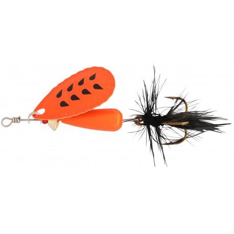 Abu Droppen Fluo Orange Spinnare 12g - Fluo Orange