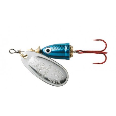 Blue Fox Vibrax Shad 1 Spinnare 4g - BS