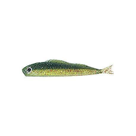 Jaxon Pimpeljigg 6,5cm Dropshot, 5-pack - Grön
