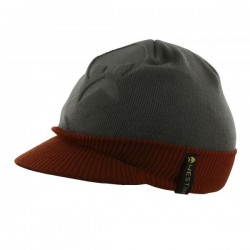 Westin Visor Beanie - Dove Grey/Charcoal