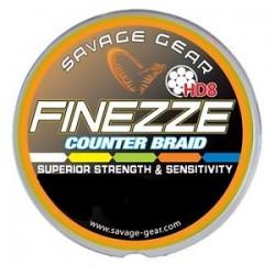 Savage Gear Finezze HD8 Flätlina 0.40mm - 2500m