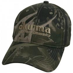 Okuma Full Back Camouflage Hat Fiskekeps