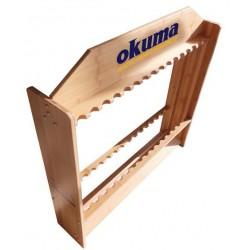Okuma Wooden 24 Spöställ