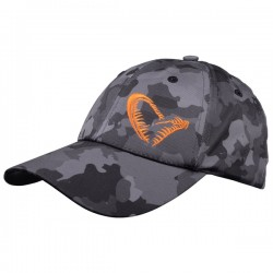 Savage Gear Black Savage Cap Keps