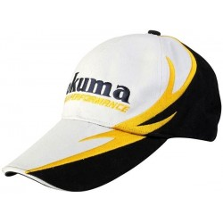 Okuma Street Cap - White