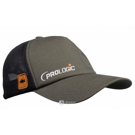 Prologic Road Sign Trucker Cap - Sage Green
