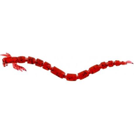 Westin BloodTeez 7,5 cm - Bloodworm 8-pack