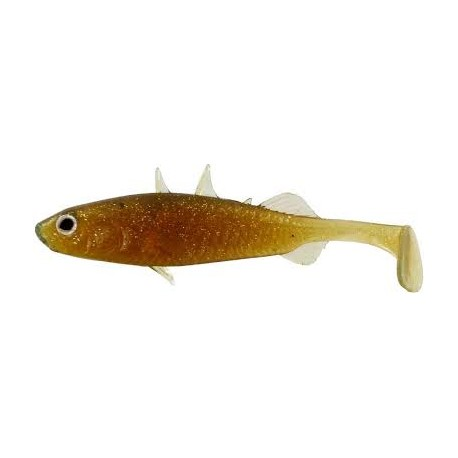 Westin Stanley the Stickleback 7,5 cm - Motoroil Gold