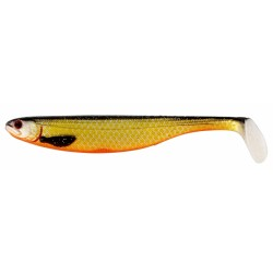 Westin Shad Teez Slim 7,5 cm - Official Roach 4-pack