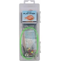 Darts Metset - Plattfisk