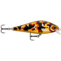 Rapala Super Shadow Rap - Unreal Koi