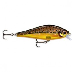 Rapala Super Shadow Rap - Live Trout