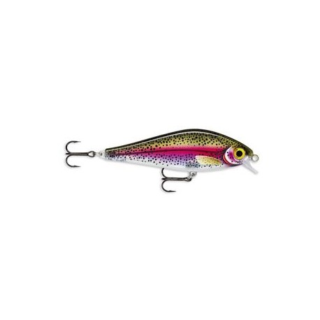 Rapala Super Shadow Rap - Rainbow Trout