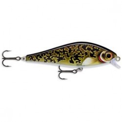 Rapala Super Shadow Rap - Artistic Burbot