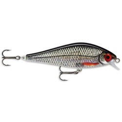 Rapala Super Shadow Rap - live roach