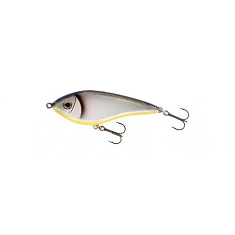Westin Swim Jerk Intermediate 12 cm - Hot Sardine
