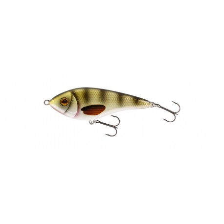 Westin Swim Jerk Suspending 10 cm - Crystal perch har