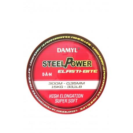 Steelpower Elasti-bite 300m 0.25mm