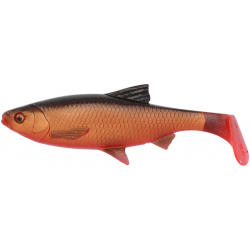 SG 3D River Roach Paddletail 18cm 70gr 2pack -Blood Belly