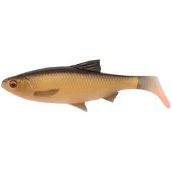 SG 3D River Roach Paddletail 18cm 70gr 2pack - Dirty roach