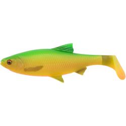 SG 3D LB River Roach Paddletail 22cm 125g 2pcs Firetiger