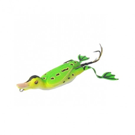 SG 3D Hollow Duckling Weedless S 7.5cm 15g 03 - Yellow