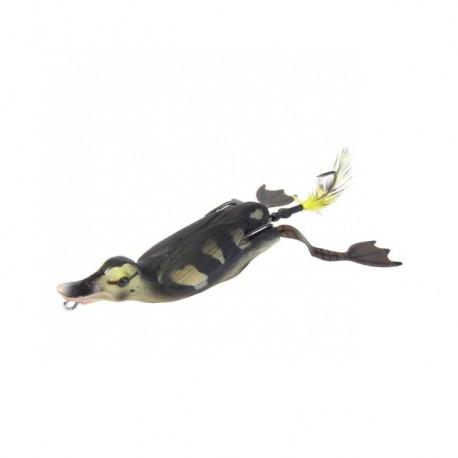 SG 3D Hollow Duckling Weedless S 7.5cm 15g 03 - Yellow