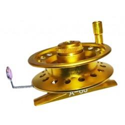 Liggande Pimpelrulle Guld