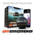 Deeper smart sonar pro+ wifi + gps