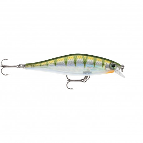 Rapala Shadow Rap Shad SHALLOW 9cm Live Perch