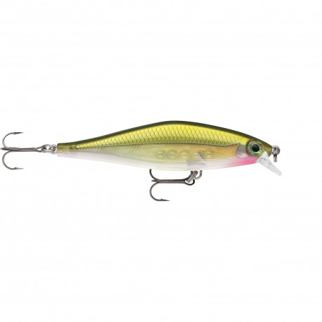 Rapala Shadow Rap Shad SHALLOW 9cm OLIVE GREEN
