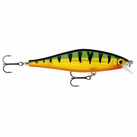 Rapala Shadow Rap Shad SHALLOW 9cm PERCH