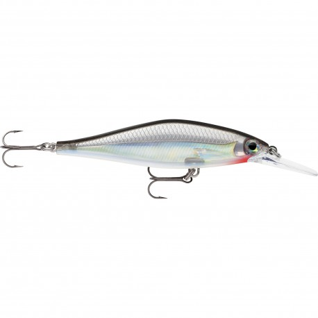 RAPALA SHADOW RAP SHAD DEEP 9CM SILVER
