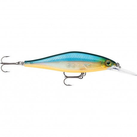 RAPALA SHADOW RAP SHAD DEEP 9CM BLUE GHOST