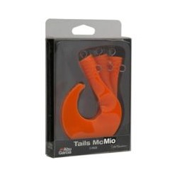 SvartZonker Tails McMio 3-pack Flour Orange